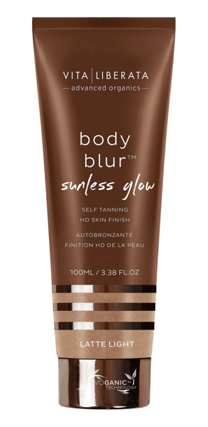 Billede af body blur – sunless glow