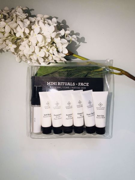Billede af Facecare kit -for normal/kombineret skin